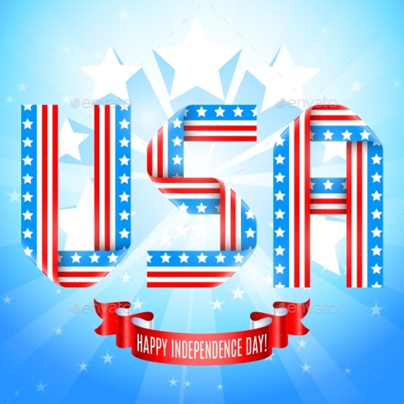 USA Independence Day Background - Miscellaneous Seasons/Holidays
