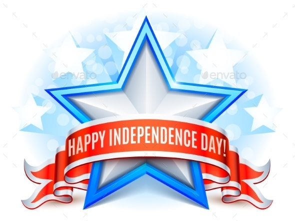USA Independence Day Background - Backgrounds Decorative