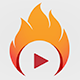 Fire Play Logo - GraphicRiver Item for Sale