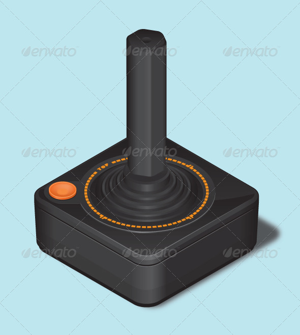 Joystick - Man-made Objects Objects