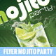 Mojito Party Flyer - GraphicRiver Item for Sale