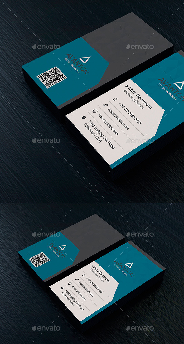 Business Card Vol. 16 - Creative Business Cards