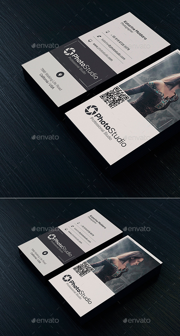 Business Card Vol. 20 - Creative Business Cards