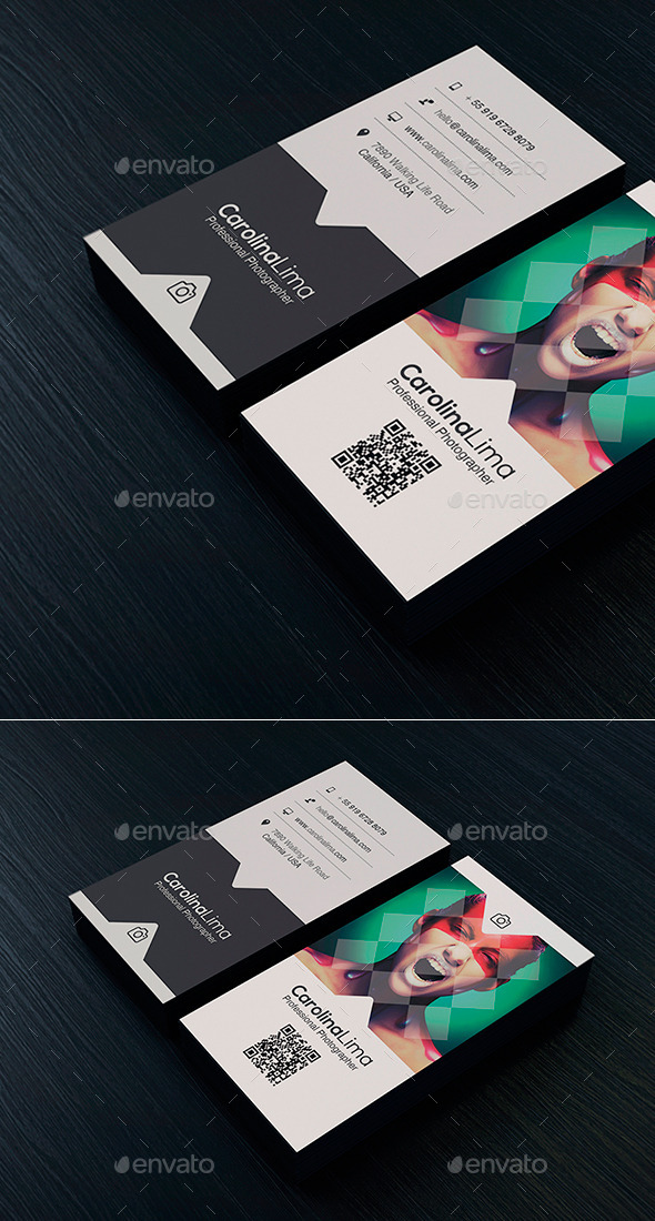 Business Card Vol. 22 - Creative Business Cards