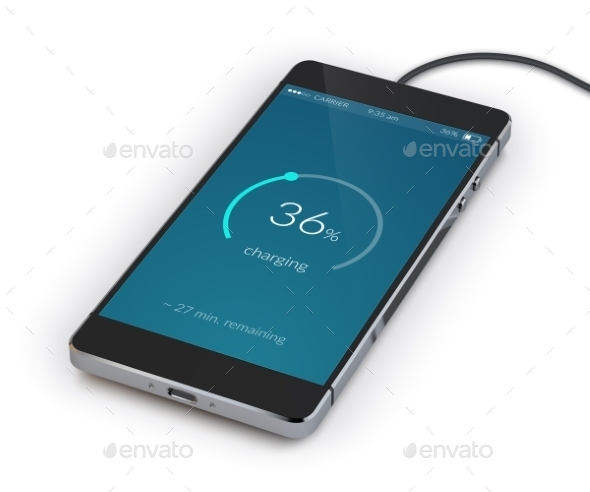 Smartphone Charging - Communications Technology
