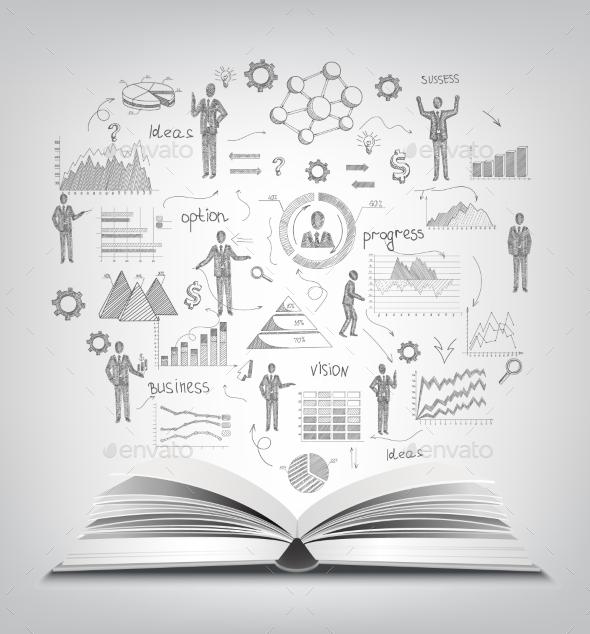 Sketch Business Concept - Concepts Business