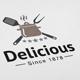 Delicious Logo - GraphicRiver Item for Sale