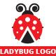 Ladybug Logo Template - GraphicRiver Item for Sale