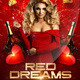 Red Dreams Flyer - GraphicRiver Item for Sale