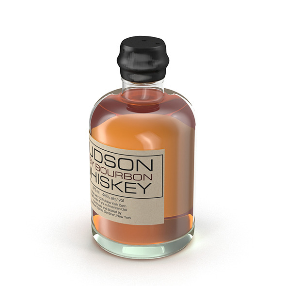 Whiskey hudson spirit - 3DOcean Item for Sale