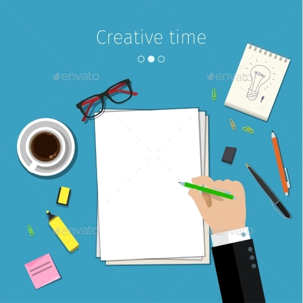 Concept For Sketching Ideas  - Concepts Business