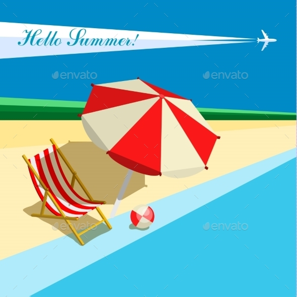 Vacation Concept - Travel Conceptual
