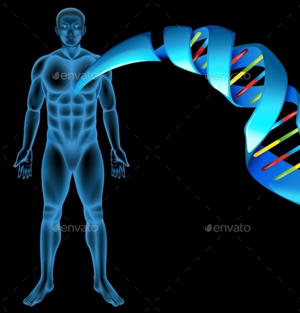 Deoxyribonucleic Acid - People Characters
