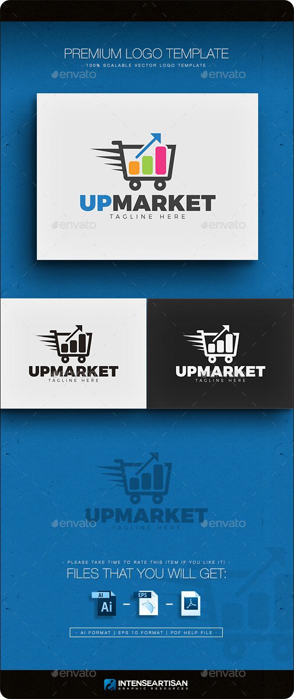 Upmarket Logo - Objects Logo Templates
