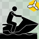 Stick Characters Recreational Watercraft - VideoHive Item for Sale