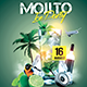 Mojito Ice Party - GraphicRiver Item for Sale