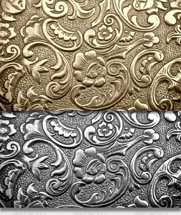 Metal textures 01 - real metal - Metal Textures
