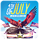 4th of July - Flyer - GraphicRiver Item for Sale