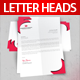 Letterheads - GraphicRiver Item for Sale