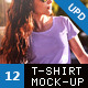 T-Shirt Fashion Mock-Up - GraphicRiver Item for Sale