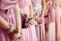 Hands of bridesmaid - PhotoDune Item for Sale