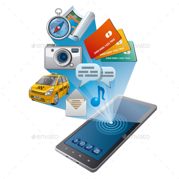 Mobile Phone Applications - Media Technology