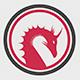 Dragon V.3 Logo