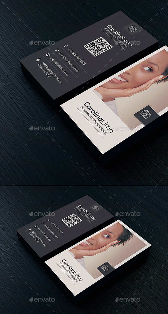 Business Card Vol. 27 - Creative Business Cards
