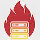 Hot Host Logo - GraphicRiver Item for Sale