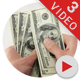 Business Hands Counting Dollars Pack - VideoHive Item for Sale