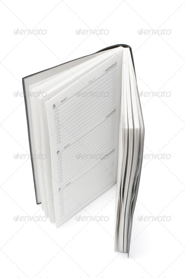 Pocket Planner - Stock Photo - Images