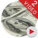 Flying Over Dollars Pack - VideoHive Item for Sale