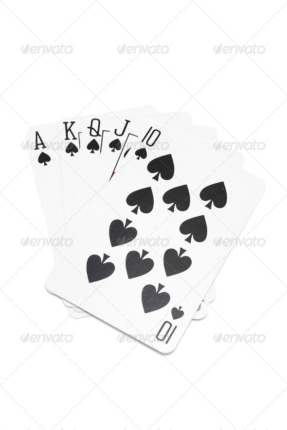 Playing Cards - Stock Photo - Images