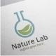 Nature Lab Logo - GraphicRiver Item for Sale