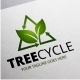 Treecycle Logo Template - GraphicRiver Item for Sale