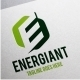 Energiant ~ Letter E Logo Template - GraphicRiver Item for Sale