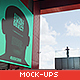 Urban Poster / Billboard Mock-ups - Huge Edition - GraphicRiver Item for Sale