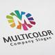 Multicolor Logo - GraphicRiver Item for Sale