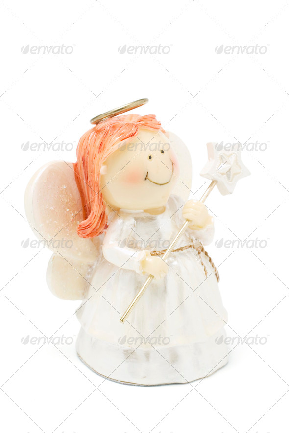 Angel Figure - Stock Photo - Images