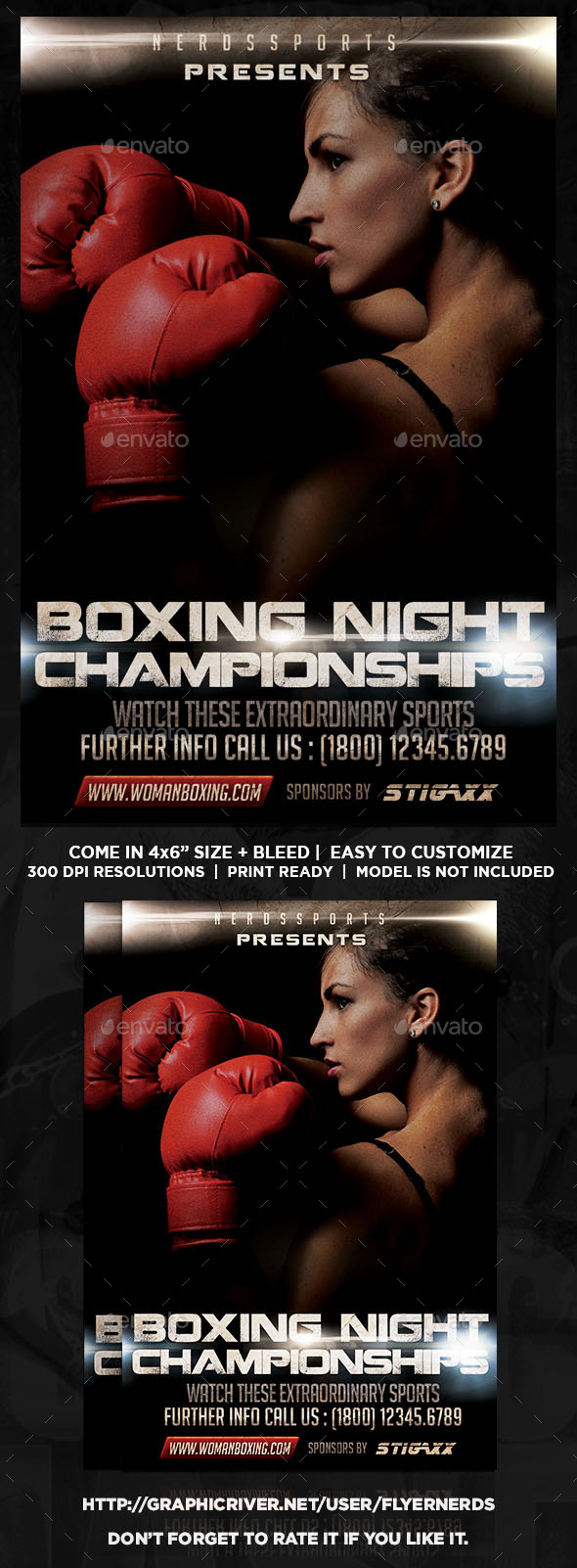 Boxing Night Champonships - Sports Events