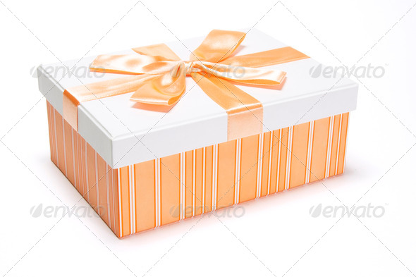 Gift Box - Stock Photo - Images
