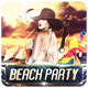 Beach Party - Flyer - GraphicRiver Item for Sale