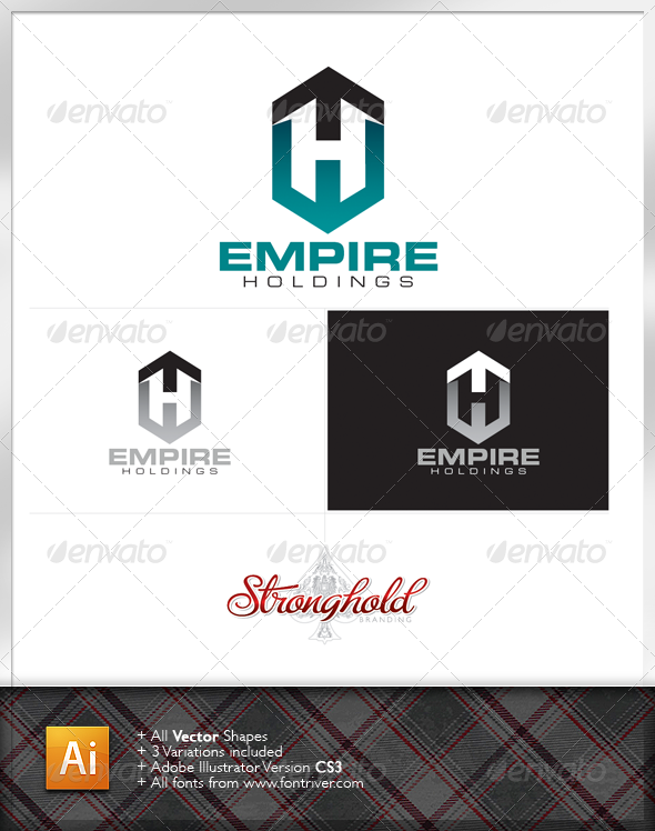 Empire Holdings Logo - Letters Logo Templates