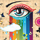 Surreal Eye - GraphicRiver Item for Sale