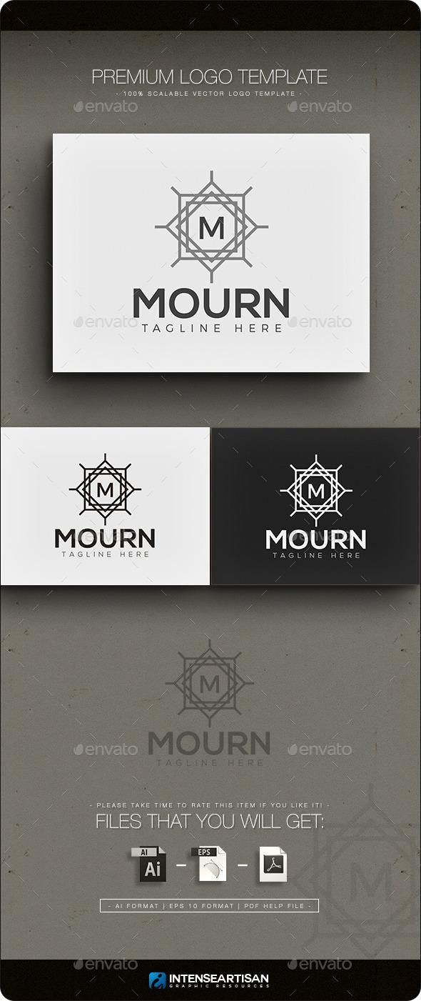 Mourn Crest Logo - Crests Logo Templates