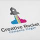 Creative Rocket Logo - GraphicRiver Item for Sale