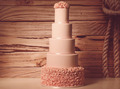 big wedding cake - PhotoDune Item for Sale