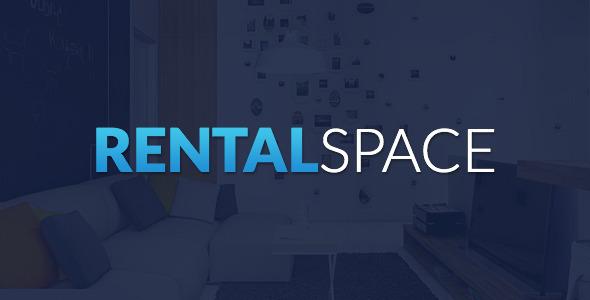 Rental Space PSD - Retail PSD Templates