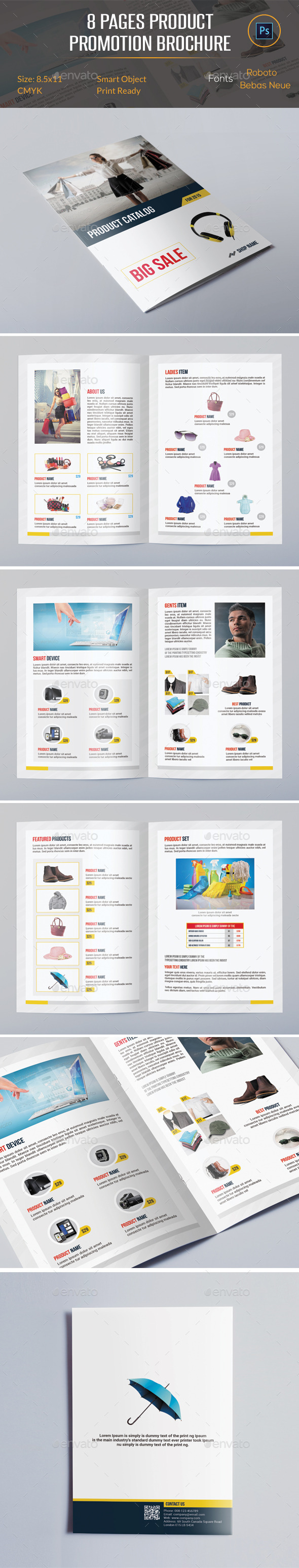 Product Promotion Catalog - Catalogs Brochures