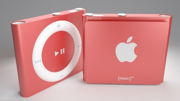 Apple iPod Shuffle 4th Vray & Corona Ready - 3DOcean Item for Sale